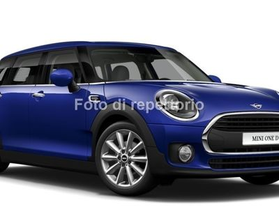 used Mini One D Clubman CLUBMAN