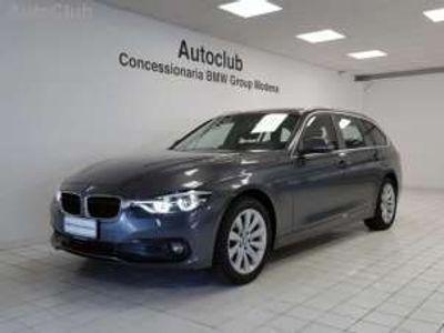 usata BMW 320 d Touring Business Advantage aut. Diesel