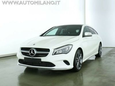 usata Mercedes CLA180 Shooting Brake Sport
