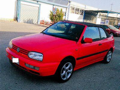 usata VW Golf Cabriolet 3 1.6 - 1996