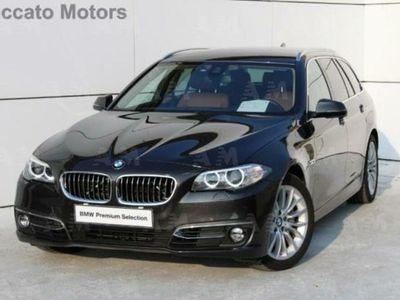 usata BMW 530 Serie 5 Touring dA 249CV Luxury del 2016 usata a Castelfranco Veneto