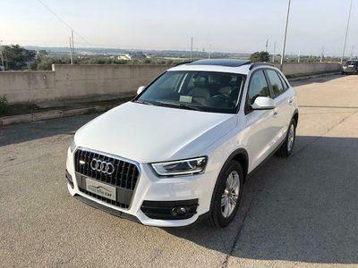 usata Audi Q3 2.0 TDI quattro S tr. Adv.Plus Tetto Apribile