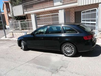 usata Audi A4 Avant 2.0 TDI 143 CV F.AP. multitroni