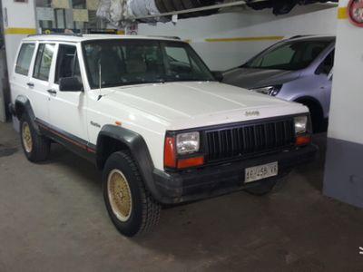 used Jeep Cherokee XJ 2.5 diesel