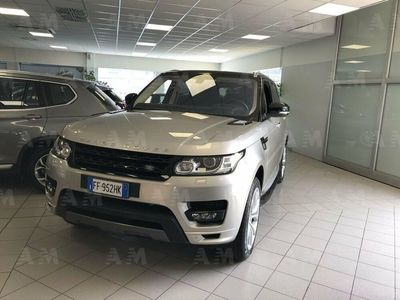 używany Land Rover Range Rover Sport 3.0 SDV6 Autobiography Dynamic