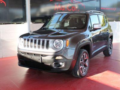 usata Jeep Renegade 2.0 Mjt 140CV 4WD Active Drive- 2018