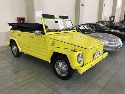 usata VW 181 PESCACCIA