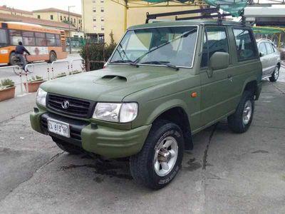 usata Hyundai Galloper 2.51999