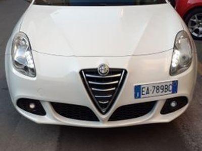 usata Alfa Romeo Giulietta 20jtdm del 2010