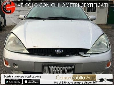 gebraucht Ford Focus 1.6i 16V cat SW Ambiente