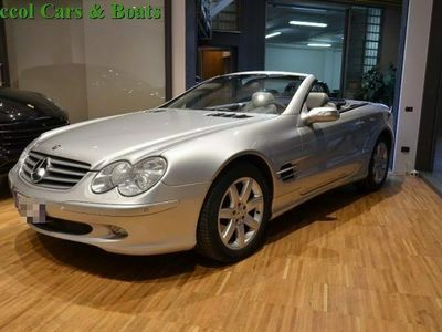 usata Mercedes SL350 cat*service book*