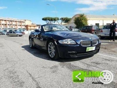 used BMW Z4 versione 3.0cc S i -- Cabrio --