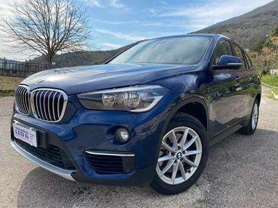 usata BMW X1 xDrive20d 190cv Business..Navi..Pelle..Radar..!!