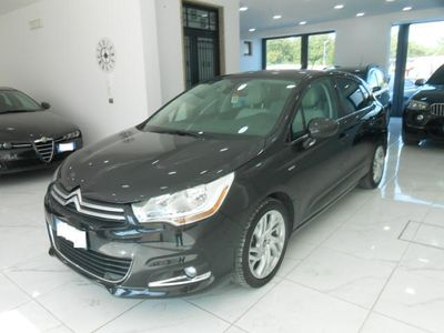 usata Citroën C4 2.0 HDi 150 FAP Exclusive ( TETTO PANORAMICO )