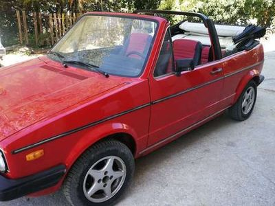 usata VW Golf Cabriolet