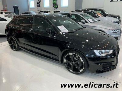 usata Audi RS3 SPB 2.5 TFSI quattro S tronic -SUPERBOLLO PAGATO