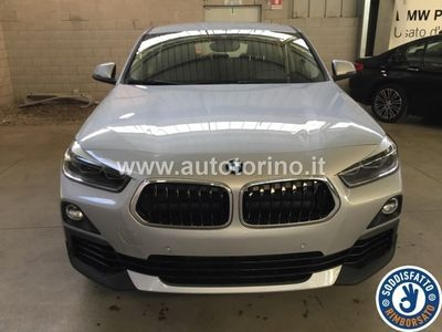 gebraucht BMW X2 X2SDRIVE18D