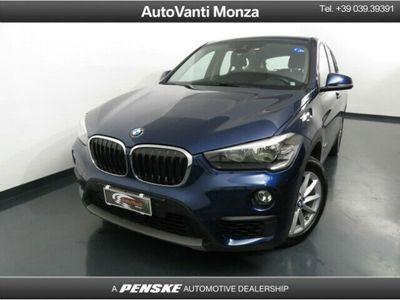 usata BMW X1 xDrive18d Business del 2016 usata a Monza