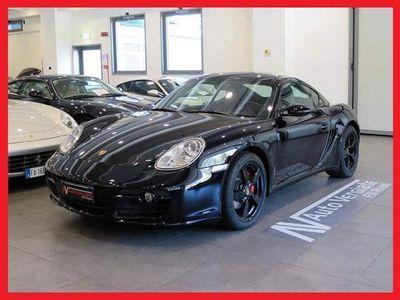 usata Porsche Cayman 3.4 S ** ITALIANA - SERVICE BOOK - TAGLIANDATA**