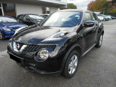 usata Nissan Juke 1.6 GPL Visia