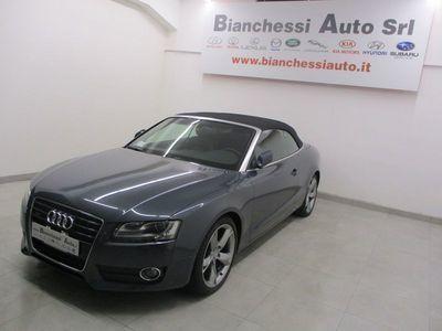 gebraucht Audi A5 Cabriolet 3.0 V6 TDI F.AP.qu.S tr. Amb.e