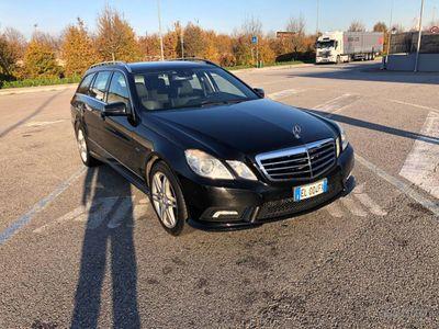 usata Mercedes E350 classe4matic