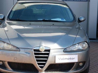 gebraucht Alfa Romeo 147 1471.9 JTD (120) 5 porte Progression