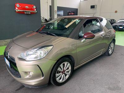 usata Citroën DS3 1.4HDI CHIC 68cv X NEOPATENTATI