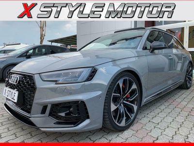 usata Audi RS4 rsdynamic+tetto panormico+b&o+guscio+pack nero+acc