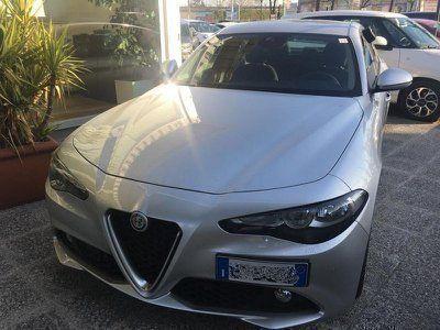 gebraucht Alfa Romeo Giulia 2.2 Turbodiesel 150 CV AT8