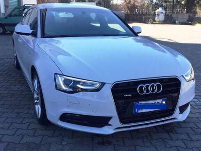 usata Audi A5 SPB 3.0 V6 TDI 245 CV quattro S troni