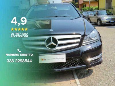 usata Mercedes C220 CDI S.W. 4Matic Avantgarde