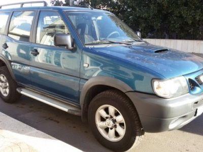 brugt Nissan Terrano II