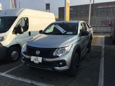 begagnad Fiat Fullback CROSS Doppia Cab.2.4 180 Hp usata a Torino