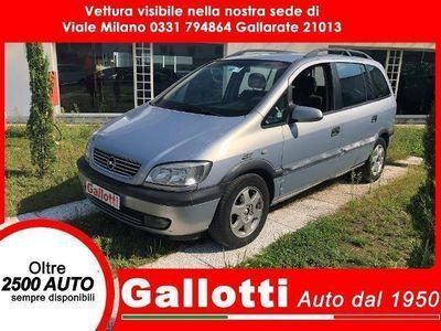 usata Opel Zafira 2.0 16V DI cat CD