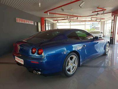 usata Ferrari 612 Scaglietti F1- tagliandata service Udine