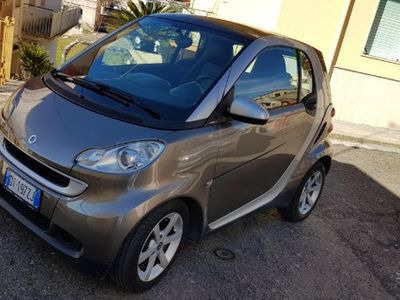 usado Smart ForTwo Coupé 1000 mhd 52cw passion pelle