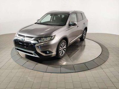usata Mitsubishi Outlander 2.0 2WD GPL Bi-fuel CVT Insport SDA