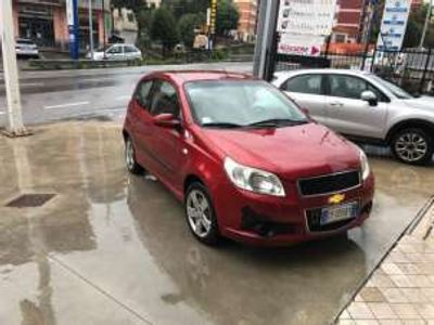 usata Chevrolet Aveo 1.2 3p lt gpl eco logic benzina/gpl