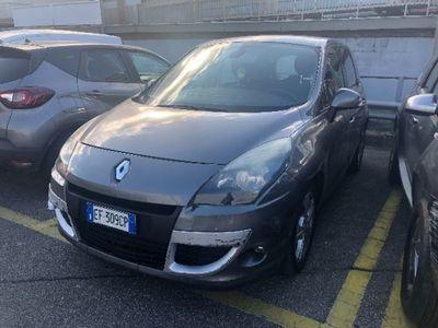 usata Renault Scénic X MOD 1.5 DCI LUXE NAVIGATORE km certif