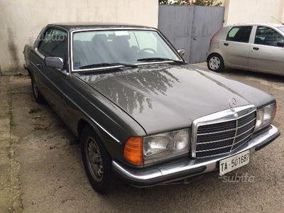 usata Mercedes 230 ce