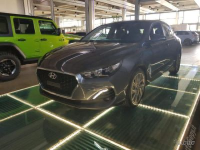 gebraucht Hyundai i30 i301.4 T-GDI DCt FastBack Business
