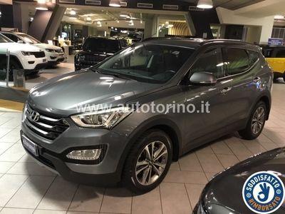 gebraucht Hyundai Santa Fe Santa Fe2.2 crdi Style 4wd auto