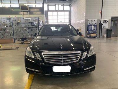 usata Mercedes E200 CDI S.W. BlueEFF. Executive Plus