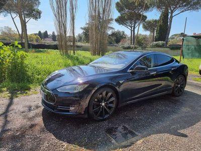 usata Tesla Model S P85+ Performance