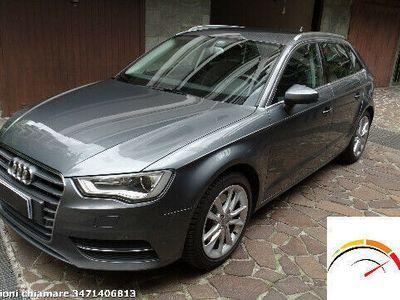 usata Audi A3 Spb 2.0 Tdi 184 Cv S.tronic Quattro Pelle 1 Prop.