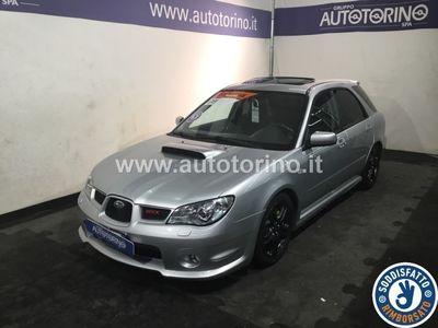 gebraucht Subaru Impreza IMPREZASW 2.5 WRX awd