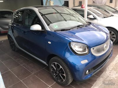 usata Smart ForFour 0.9 TURBO PERMUTOO automatica