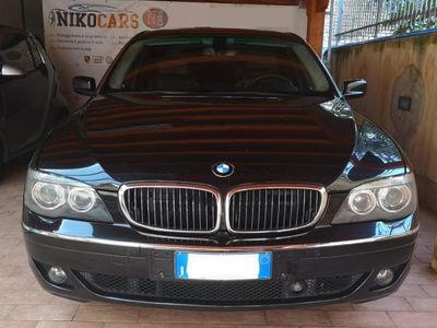 usata BMW 730L Serie 7 - TETTO - NAVI - C