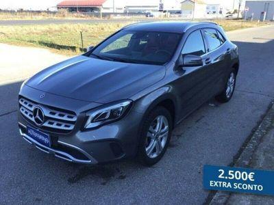 usata Mercedes GLA200 200 d Sport auto